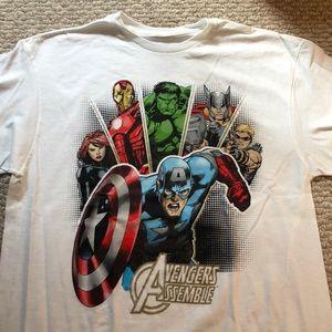 Men's T-shirt—avengers